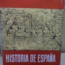 Libros de segunda mano: HISTORIA DE ESPAÑA --TOMO XIX - VOLUMEN II -- RAMON MENDEZ PIDAL -- ESPASA CALPE -- 1958 --. Lote 109157863