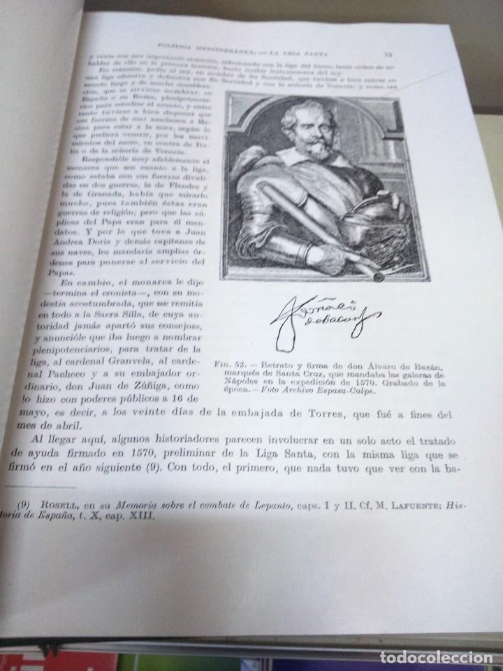 Libros de segunda mano: HISTORIA DE ESPAÑA --TOMO XIX - VOLUMEN II -- RAMON MENDEZ PIDAL -- ESPASA CALPE -- 1958 -- - Foto 2 - 109157863