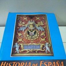 Libros de segunda mano: HISTORIA DE ESPAÑA --TOMO XVIII -- RAMON MENDEZ PIDAL -- ESPASA CALPE -- 1966 --. Lote 109158051
