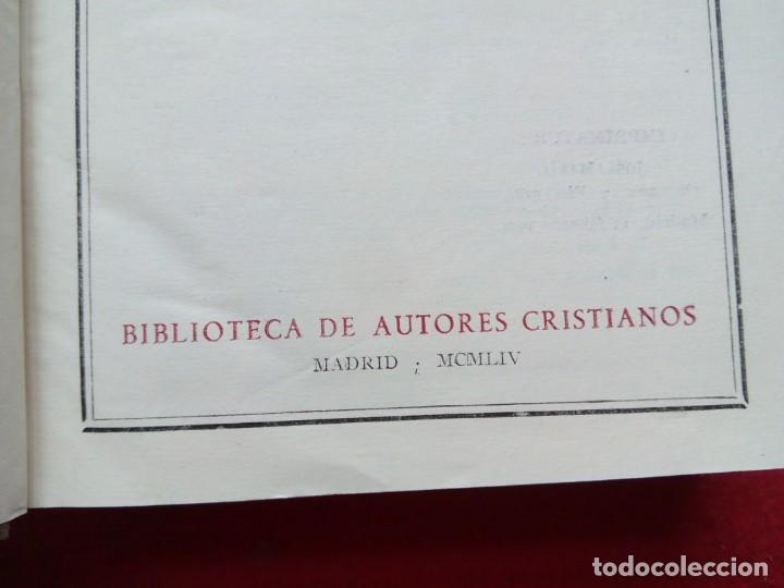 Libros de segunda mano: TUBAL BIBLIOTECA JOSE MARÍA GARRIDO BARRERA ESPERA CADIZ COMENTARIOS AL EVANGELIO DE SAN JUAN BAC - Foto 4 - 109158275