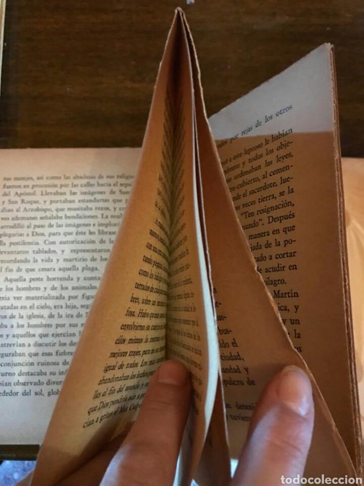 Libros de segunda mano: Tres hojas de ruda y un ajo verdo, Luis Seoane, Buenos Aires - Foto 3 - 109159294