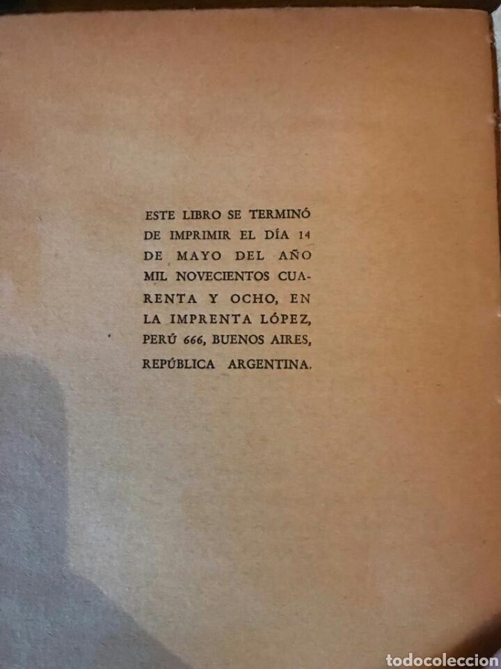 Libros de segunda mano: Tres hojas de ruda y un ajo verdo, Luis Seoane, Buenos Aires - Foto 9 - 109159294