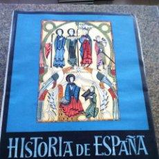 Libros de segunda mano: HISTORIA DE ESPAÑA --TOMO VI - ESPAÑA CRISTIANA -- RAMON MENDEZ PIDAL -- ESPASA CALPE -- 1956 --. Lote 109249907