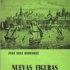 Libros de segunda mano: NUEVAS FIGURAS Y TEMAS GADITANOS / JUAN EGEA RODRIGUEZ / MUNDI-2958. Lote 109348519