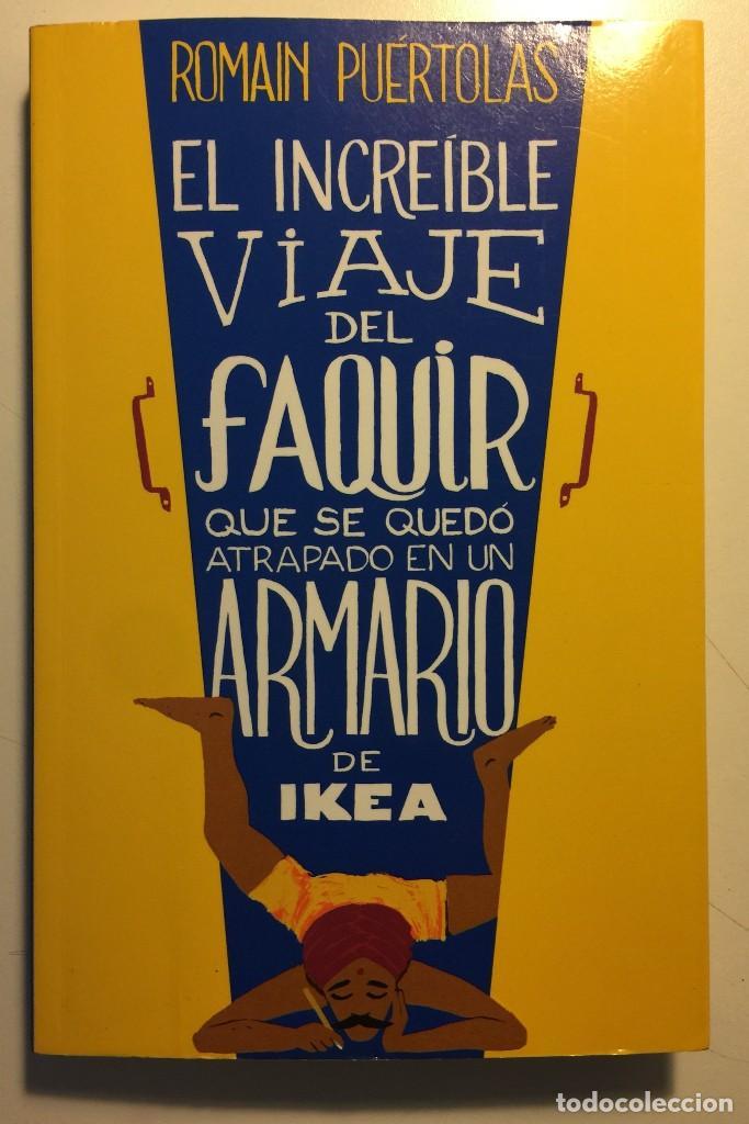 De Romain Viaje Faquir Que Armario Quedo Atrapado Ikea Se Un En Increible El Del Puertolas n0P8ONwkX