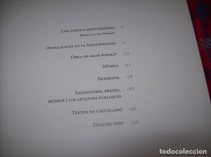Libros de segunda mano: JOAN COSTA.ONDULACIONS DE LA MEDITERRÀNIA. DEDICATÒRIA I FIRMA ORIGINAL DE LAUTOR. 2008. FOTOS. - Foto 6 - 109415587