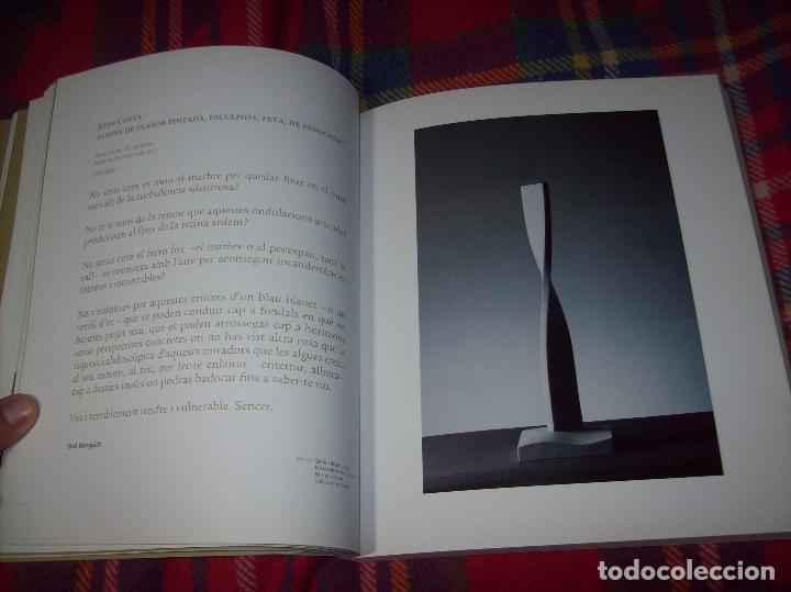 Libros de segunda mano: JOAN COSTA.ONDULACIONS DE LA MEDITERRÀNIA. DEDICATÒRIA I FIRMA ORIGINAL DE LAUTOR. 2008. FOTOS. - Foto 12 - 109415587