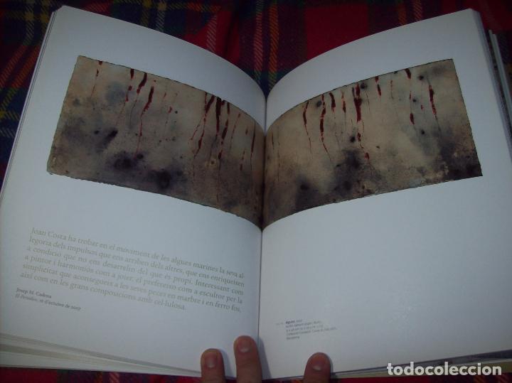 Libros de segunda mano: JOAN COSTA.ONDULACIONS DE LA MEDITERRÀNIA. DEDICATÒRIA I FIRMA ORIGINAL DE LAUTOR. 2008. FOTOS. - Foto 20 - 109415587