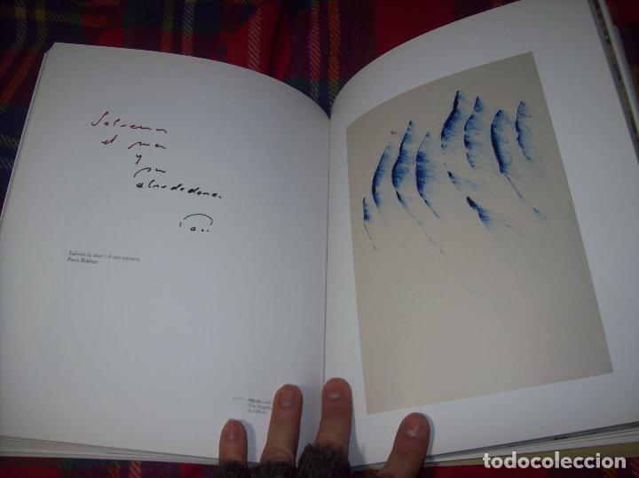 Libros de segunda mano: JOAN COSTA.ONDULACIONS DE LA MEDITERRÀNIA. DEDICATÒRIA I FIRMA ORIGINAL DE LAUTOR. 2008. FOTOS. - Foto 23 - 109415587