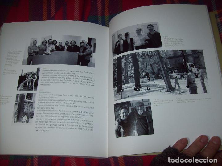 Libros de segunda mano: JOAN COSTA.ONDULACIONS DE LA MEDITERRÀNIA. DEDICATÒRIA I FIRMA ORIGINAL DE LAUTOR. 2008. FOTOS. - Foto 32 - 109415587