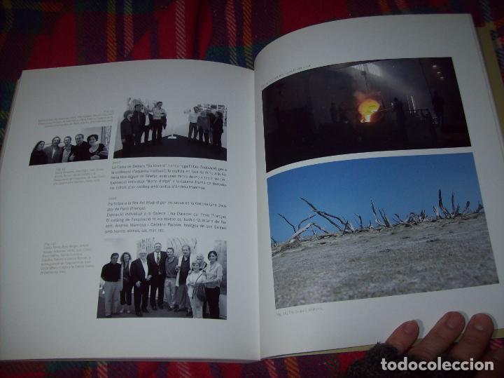 Libros de segunda mano: JOAN COSTA.ONDULACIONS DE LA MEDITERRÀNIA. DEDICATÒRIA I FIRMA ORIGINAL DE LAUTOR. 2008. FOTOS. - Foto 33 - 109415587