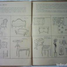 Libros de segunda mano: VICENTE VIUDES. MANUAL DE DECORACIÓN. SECCIÓN FEMENINA DE F.E.T. Y DE LAS J.O.N.S. . Lote 109452159