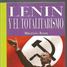 Libros de segunda mano: MAURICIO ROJAS. LENIN Y EL TOTALITARISMO. SEPHA. Lote 109507359