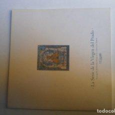 Libros de segunda mano: LIBROS CERAMICA - LA SERIE DE LA VIRGEN DEL PRADO ICONOGRAFIA EN CERAMICA DE TALAVERA CATALOGO 2007. Lote 109545963