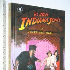 Libros de segunda mano: EL JOVE INDIANA JONES I EL CULTE DEL MAL (LES MARTIN) *** EDITORIAL MOLINO ***. Lote 109579475
