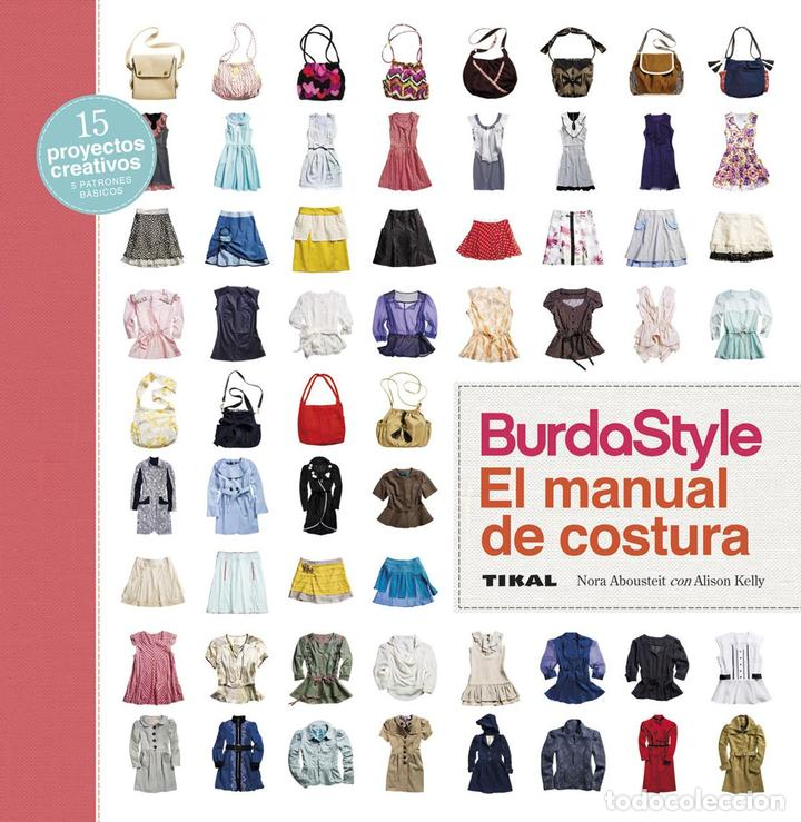 burdastyle. el manual de costura. - abousteit, - Comprar en ...