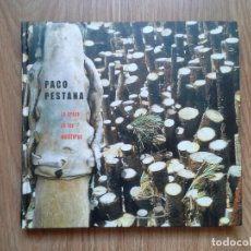 Libros de segunda mano: PACO PESTANA - LA GRASA DE LAS METÁFORAS. Lote 109731615
