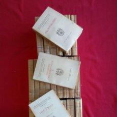Libros de segunda mano: TUBAL CARLISMO OBRAS COMPLETAS DE VAZQUEZ DE MELLA 26 TOMOS 1932 EXLIBRIS GARRIDO BARRERA 12 KILOS. Lote 109754315
