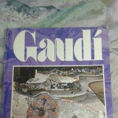 Libros de segunda mano: GAUDI SALVAT 1984. Lote 109755599