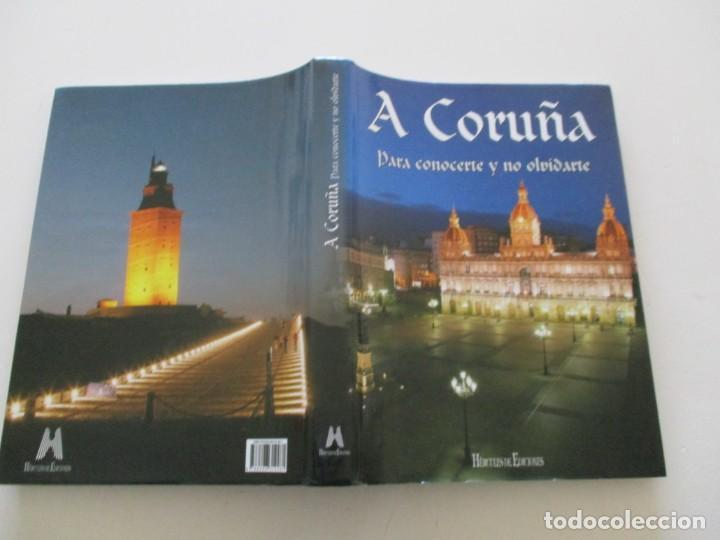 FRANCISCO RODRÍGUEZ IGLESIAS. A CORUÑA. PARA CONOCERTE Y NO OLVIDARTE. RM85350. (Libros de Segunda Mano - Bellas artes, ocio y coleccionismo - Otros)