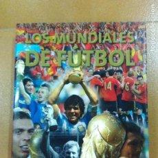 Libros de segunda mano: LOS MUNDIALES DE FUTBOL, DE 1930 A 2006. Lote 109762299