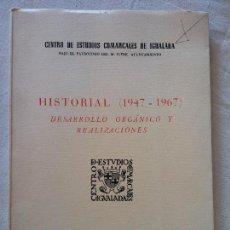 Libros de segunda mano: OXM. HISTORIAL 1947-1967. DESARROLO ORGANICO. CECI. IGUALADA. BRUMART TU LIBRERIA. Lote 109805671