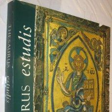 Libros de segunda mano: THESAURUS ESTUDIS - L´ART ALS BISBATS DE CATALUNYA - GRAN TAMAÑO Y MUY ILUSTRADO - EN CATALAN *. Lote 109861195