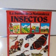 Gebrauchte Bücher - LA SENDA DE LA NATURALEZA INSECTOS - EDICIONES PLESA - 110017207