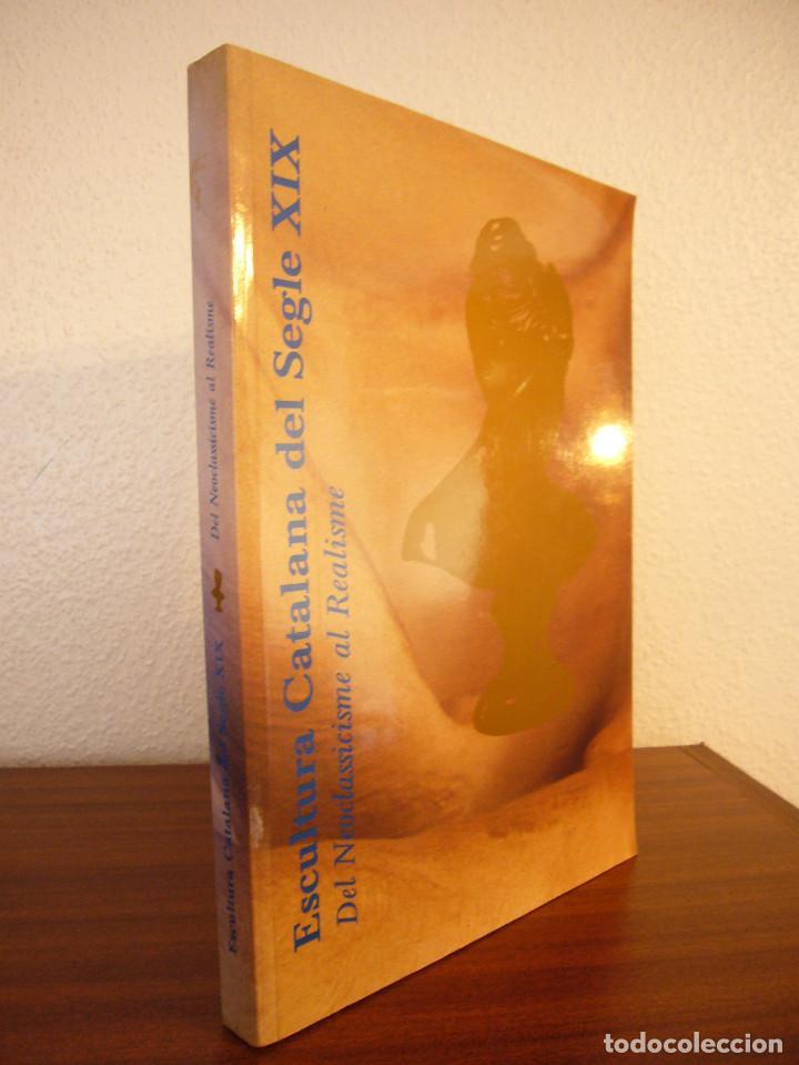 Libros de segunda mano: CATÁLOGO/ CATÀLEG ESCULTURA CATALANA DEL SEGLE XIX LLOTJA DE MAR 1989 (FUND. CAIXA DE CATALUNYA) - Foto 2 - 110050815