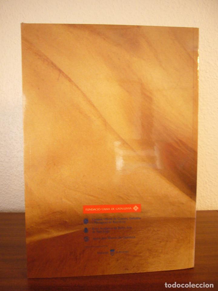 Libros de segunda mano: CATÁLOGO/ CATÀLEG ESCULTURA CATALANA DEL SEGLE XIX LLOTJA DE MAR 1989 (FUND. CAIXA DE CATALUNYA) - Foto 3 - 110050815