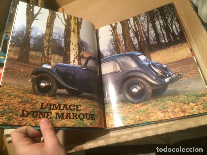 Libros de segunda mano: Antiguo libro les grandes marques Citroen por Jean-Pierre Daulia en francés - Foto 3 - 110062351
