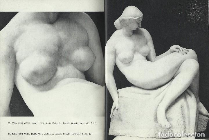 Libros de segunda mano: IVAN MESTROVIC -ESCULTURAS-, Dusko Keckemet - Foto 3 - 110071487