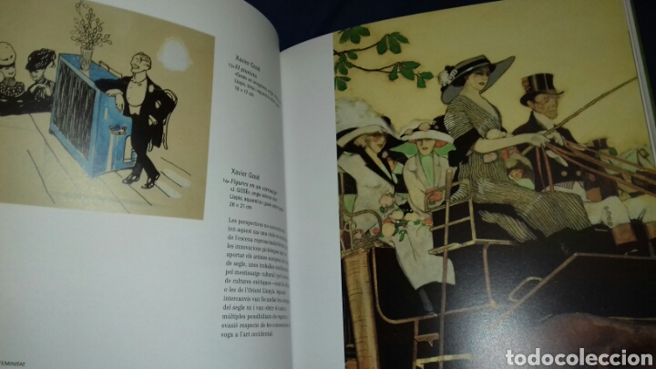 Libros de segunda mano: Del modernisme a les avantguardes. Dibuixos de la col·lecció Francisco Godia. La Caixa. 2003 - Foto 3 - 110086590