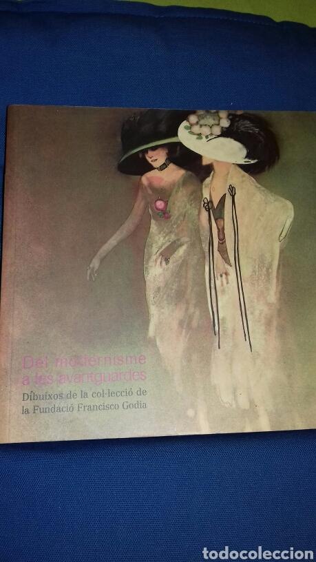 Libros de segunda mano: Del modernisme a les avantguardes. Dibuixos de la col·lecció Francisco Godia. La Caixa. 2003 - Foto 2 - 110086590