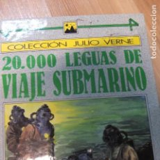 Libros de segunda mano: 20.000 LEGUAS DE VIAJE SUBMARINO -SEVILIBRO . Lote 110099663