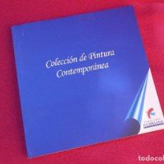 Libros de segunda mano: COLECCION DE PINTURA CONTEMPORANEA. FORUM FILATELICO.. Lote 110105819