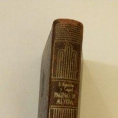Libros de segunda mano: CRISOLÍN 008, RAMÓN Y CAJAL, PÁGINAS DE MI VIDA, AGUILAR. Lote 110136763
