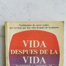 Libros de segunda mano: VIDA DESPUÉS DE LA VIDA. Lote 110164314