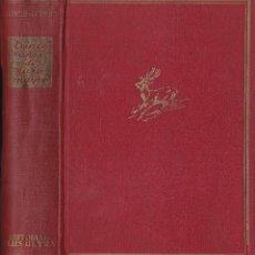Libros de segunda mano: VEINTE AÑOS DE CAZA MAYOR POR EL CONDE DE YEBES. Lote 110231555
