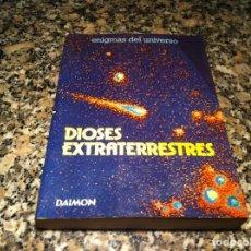 Libros de segunda mano: JEAN SENDY. DIOSES EXTRATERRESTRES. ED. DAIMON, 1977. Lote 110251759