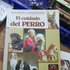 Libros de segunda mano: LIBRO EL CUIDADO DEL PERRO GUÍA PRÁCTICA ILUSTRADA 1986 BLUME ART-548-30. Lote 110362911