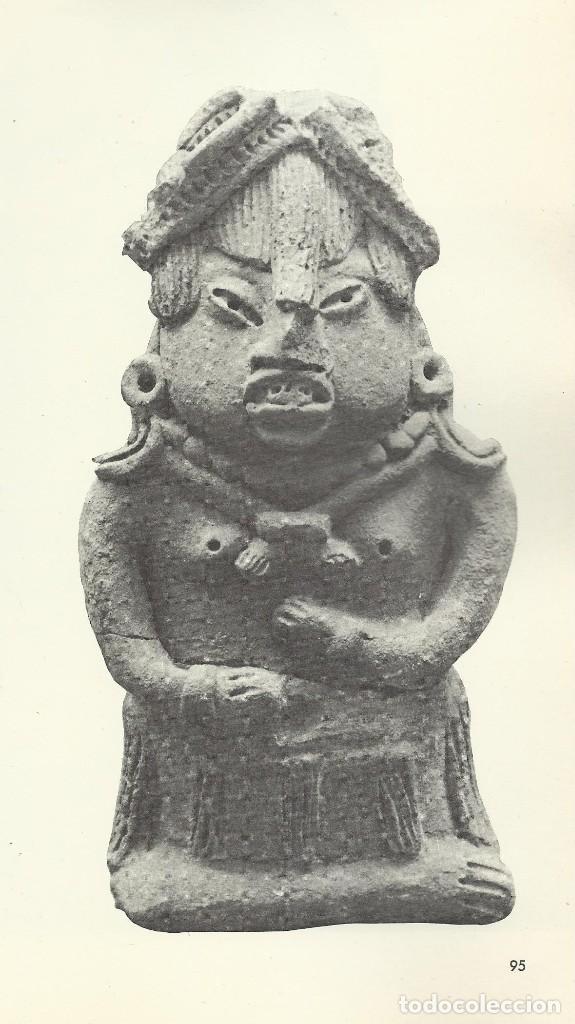 Libros de segunda mano: MUSEO NACIONAL DE ANTROPOLOGÍA, Artes de México - Foto 3 - 110423535