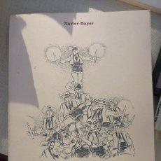 Libros de segunda mano: DE LA MOIXIGANGA DE VILAFRANCA- XAVIER BAYER, CAIXA PENEDÉS 1988. Lote 110467527