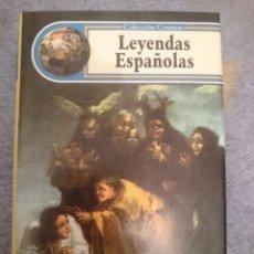 Libros de segunda mano: LEYENDAS ESPAÑOLAS - COLECCION COSMOS. Lote 110491791
