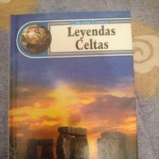 Libros de segunda mano: LEYENDAS CELTAS - COLECCION COSMOS. Lote 110491835