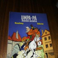 Libros de segunda mano: UMPA PA MISIÓN SECRETA, GOSCINNI Y UDERZO. EDITORIAL AKA. Lote 110583887