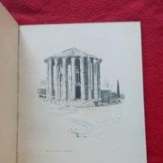 Libros de segunda mano: TUBAL 1914 24 GRABADOS ROMA 350 GRS 23 CMS . Lote 110604987