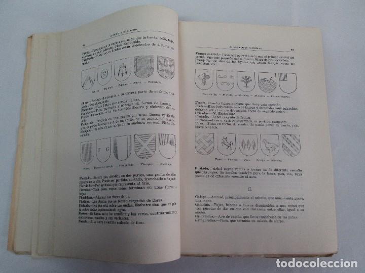 Libros de segunda mano: ARMERIA Y NOBILIARIO DE LOS REINOS ESPAÑOLES. TOMO I-II-III-IV. EDICIONES HIDALGUIA. VER FOTOS - Foto 9 - 110671631
