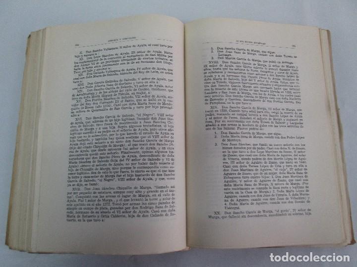 Libros de segunda mano: ARMERIA Y NOBILIARIO DE LOS REINOS ESPAÑOLES. TOMO I-II-III-IV. EDICIONES HIDALGUIA. VER FOTOS - Foto 12 - 110671631
