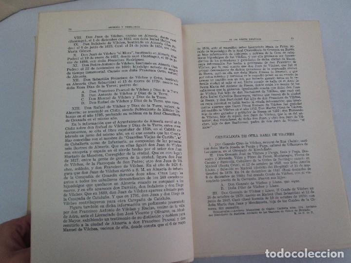 Libros de segunda mano: ARMERIA Y NOBILIARIO DE LOS REINOS ESPAÑOLES. TOMO I-II-III-IV. EDICIONES HIDALGUIA. VER FOTOS - Foto 15 - 110671631